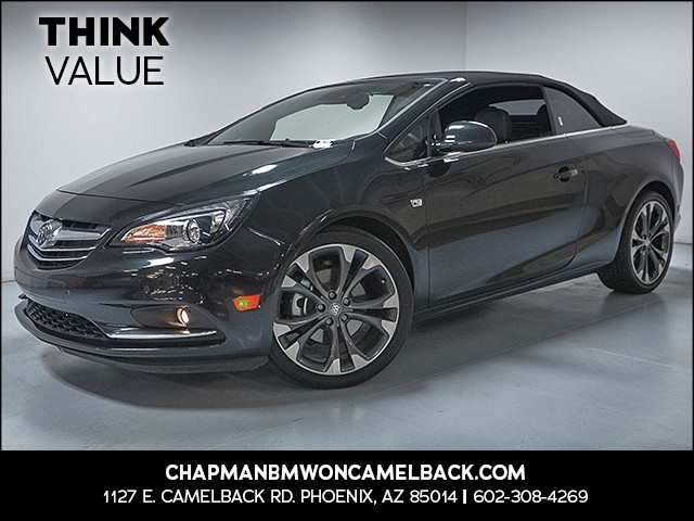 2016 Buick Cascada Premium 24804 miles VIN W04WT3N51GG058671 For more information contact our