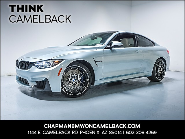 2018 BMW M4 4100 miles Why Camelback Chapman BMW on Camelback is the Centrally located on 12th