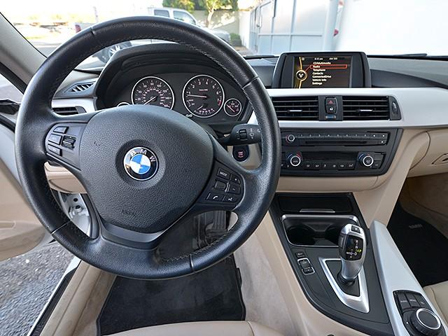 2013 BMW 3-SERIES SDN 320I