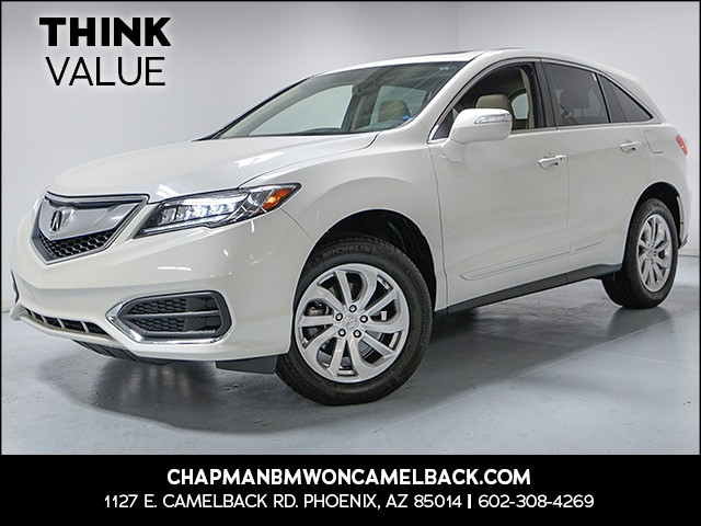2016 Acura RDX 40604 miles 6023852286 Chapman Value Center in Phoenix specializing in late mod