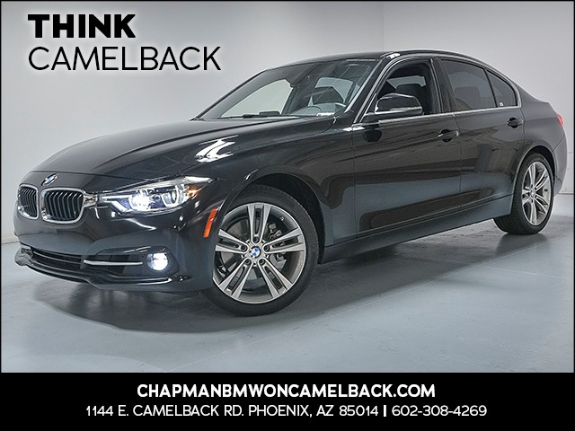 2018 BMW 3-Series Sdn 330i 12658 miles Why Camelback Chapman BMW on Camelback uses real time ma