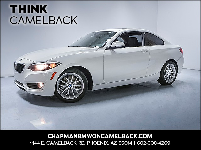 2015 BMW 2-Series 228i 61022 miles Why Camelback Chapman BMW on Camelback uses real time market