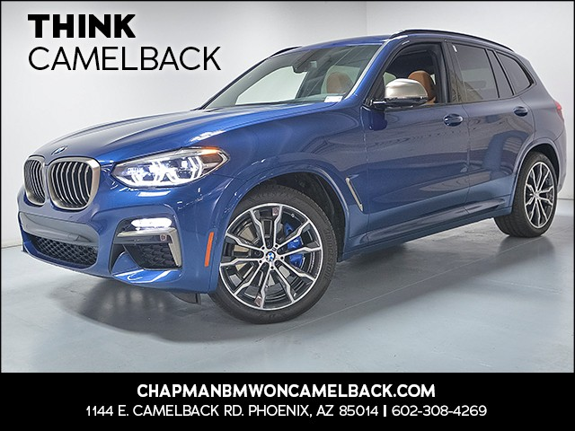 2018 BMW X3 M40i 1429 miles VIN 5UXTS3C58J0Z01374 For more information contact our internet s
