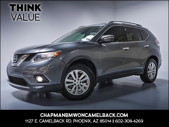 2015 Nissan Rogue SL 37478 miles VIN 5N1AT2MT4FC839499 For more informati