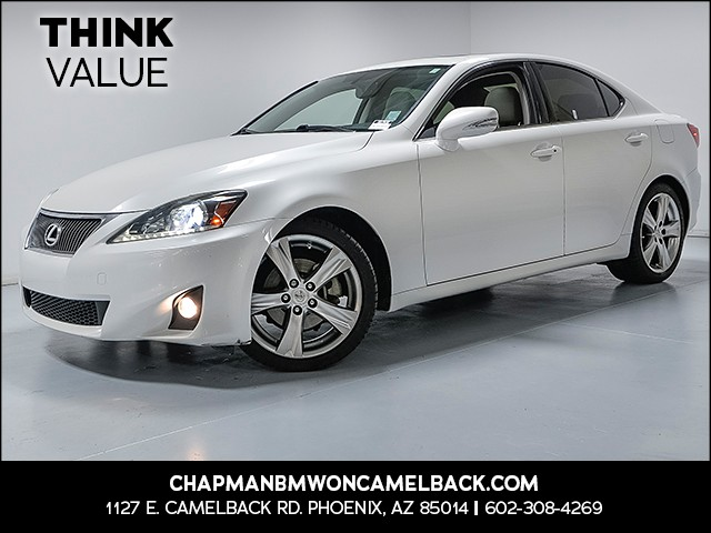 2011 Lexus IS 250 86638 miles 6023852286Think Camelback Chapman Value Center in Phoenix s