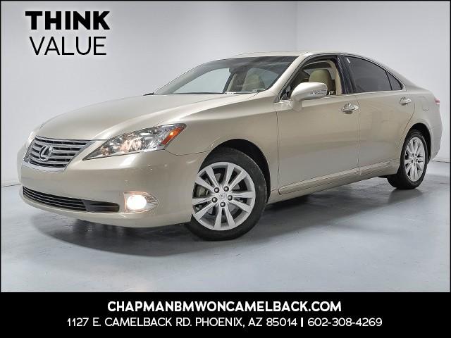 2012 Lexus ES 350 78068 miles 6023852286 Chapman Value Center in Phoenix specializing in late