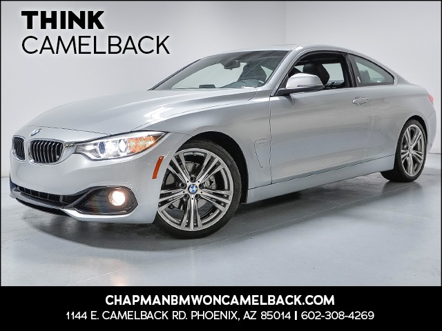 2016 BMW 4-Series 428i 20047 miles Why Camelback Chapman BMW on Camelback is the Centrally loca