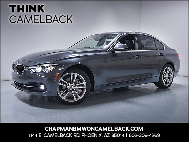 2017 BMW 3-Series Sdn 330i 12999 miles VIN WBA8B9G34HNU55785 For more information contact our