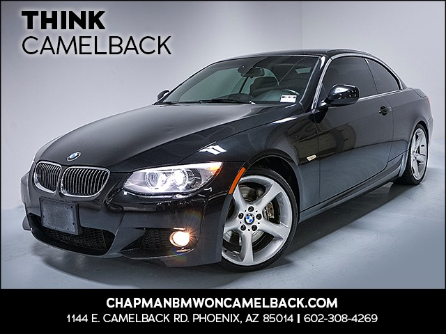 2012 BMW 3-Series Conv 335i 77293 miles Think Camelback New Years Sales Eve
