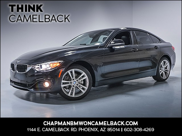 2015 BMW 4-Series 428i xDrive Gran Coupe 29566 miles Why Camelback Chapman BMW on Camelback is
