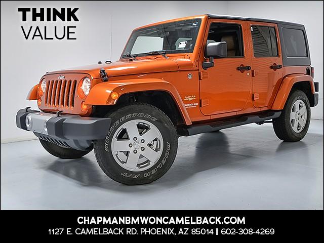 2011 Jeep Wrangler Unlimited Sahara 23623 miles VIN 1J4BA5H10BL521473 For more information co