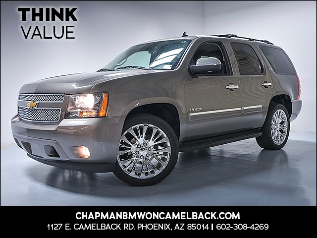 2014 Chevrolet Tahoe LTZ 54922 miles 6023852286Think Camelback Chapman Value Center in Ph