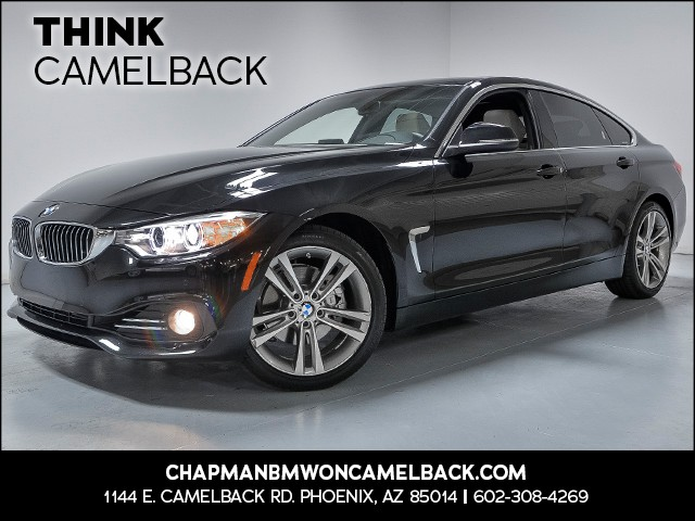 2016 BMW 4-Series 428i Gran Coupe 16210 miles Why Camelback Chapman BMW on Camelback is the Cen