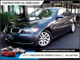 2007 BMW 3-Series Sdn