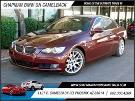 2009 BMW 3-Series Conv
