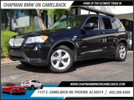 View the 2011 BMW X3