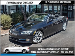 View the 2011 BMW 3-Series Conv