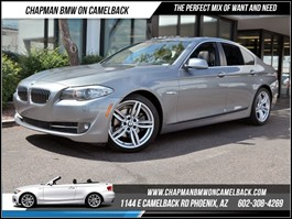 View the 2011 BMW 5-Series