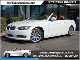 View the 2010 BMW 3-Series Conv