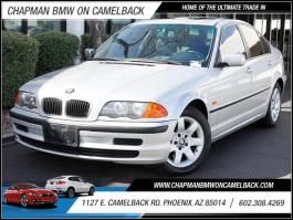 2001 BMW 3-Series Sdn
