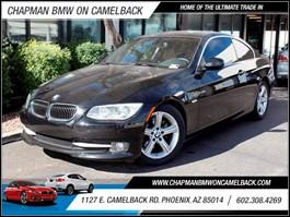 2012 BMW 3-Series Cpe
