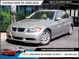 2007 BMW 3-Series Sdn