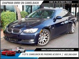 2009 BMW 3-Series Cpe