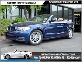 View the 2011 BMW 1-Series