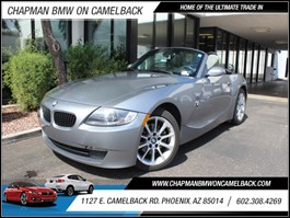 View the 2006 BMW Z4