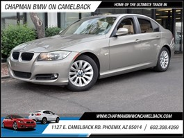 View the 2009 BMW 3-Series Sdn