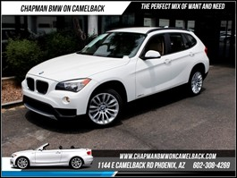 View the 2013 BMW X1
