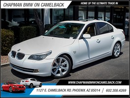 View the 2008 BMW 5-Series