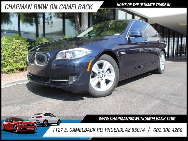 2011 BMW 5-Series 528i 33051 miles 602 385-2286 1127 E Camelback HOME OF THE ULTIMATE TRADE