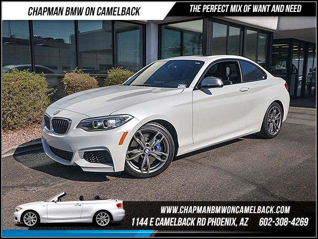 2015 BMW 2-Series M235i 49887 miles 6023852286 - 12th St and Camelback Chapman BMW on Camelbac