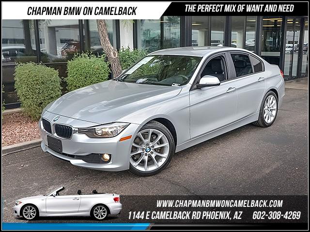 2013 BMW 3-Series Sdn