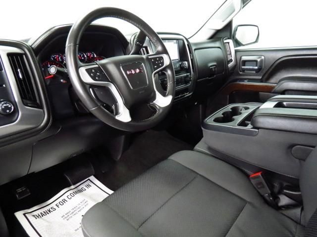 2016 GMC Sierra 1500 SLE Extended Cab – Stock #Q93730