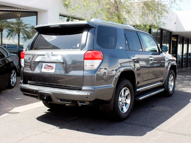 used 2013 toyota 4runner sr5 stock x151216a chapman automotive group. Black Bedroom Furniture Sets. Home Design Ideas