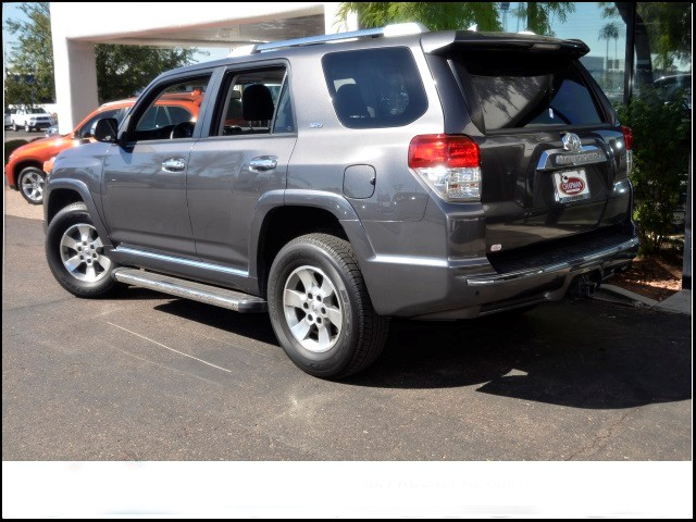 used 2012 toyota 4runner sr5 stock x151522a chapman automotive group. Black Bedroom Furniture Sets. Home Design Ideas