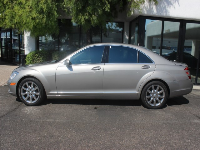 Used 2007 mercedes benz s class s550 stock x160120a for 2007 mercedes benz s class s550