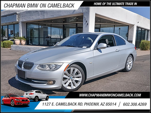 2011 BMW 3-Series Cpe