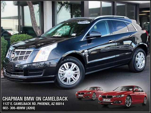 2012 Cadillac SRX Luxury Collection AWD 29569 miles 1127 E Camelback BUY WITH CONFIDENCE