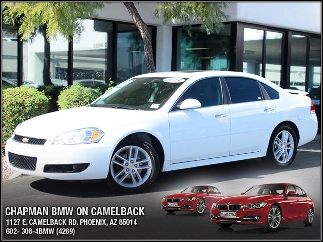 2013 Chevrolet Impala LTZ 24231 miles 1127 E Camelback BUY WITH CONFIDENCE Chapman BMW is