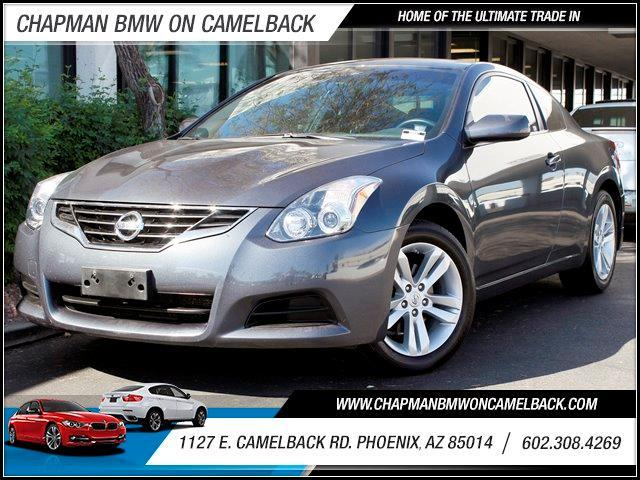 2013 Nissan Altima 15549 miles 1127 E Camelback BUY WITH CONFIDENCE Chapman BMW is locate