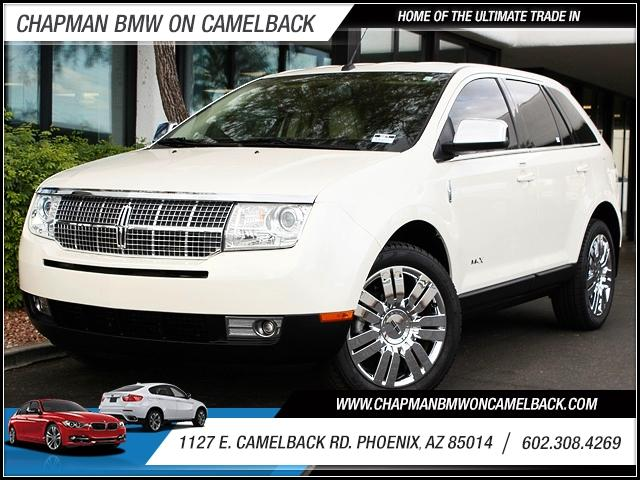 2008 Lincoln MKX AWD 83342 miles 1127 E Camelback BUY WITH CONFIDENCE Chapman BMW is loca