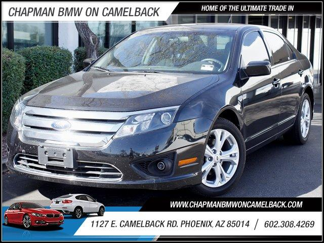 2012 Ford Fusion SE 36142 miles 1127 E Camelback BUY WITH CONFIDENCE Chapman BMW is locat