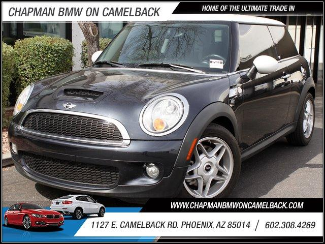 2009 MINI Cooper Hardtop S 50406 miles 1127 E Camelback BUY WITH CONFIDENCE Chapman BMW i