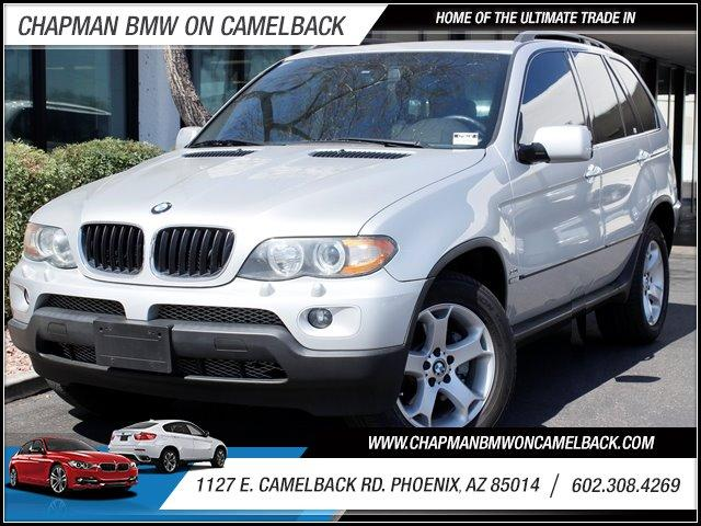 2005 BMW X5 30i AWD 90749 miles Premium Package Cold Weather Package Sport Package Rear Climat