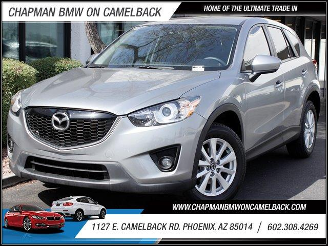 2013 Mazda CX-5 Touring 29099 miles The CX-5 Touring benefits from the above equipment plus foglig