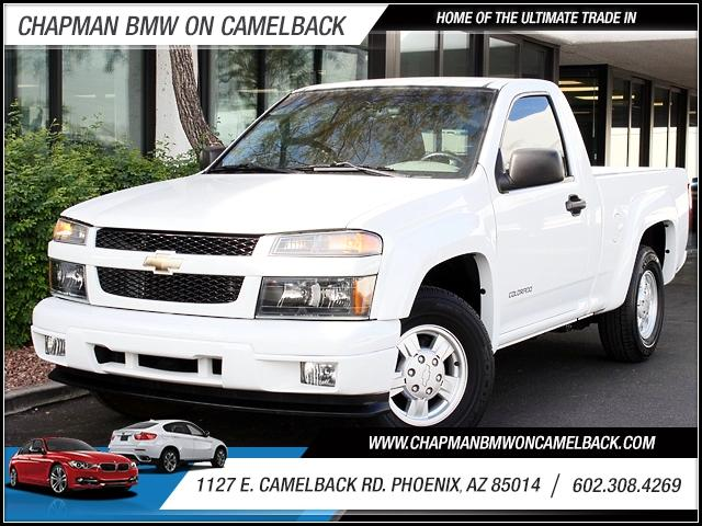 2005 Chevrolet Colorado 83714 miles 1127 E Camelback BUY WITH CONFIDENCE Chapman BMW is l
