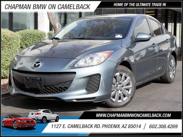 2013 Mazda Mazda3 i SV 34823 miles 1127 E Camelback BUY WITH CONFIDENCE Chapman BMW is lo